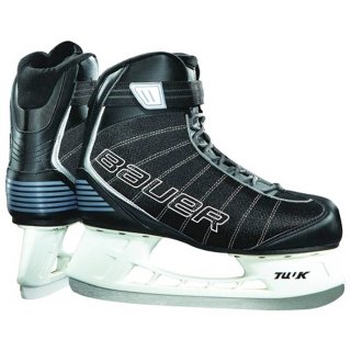 Bauer Flow Rec Ice Schlittschuhe Hockey Junior Größe 4 (36)