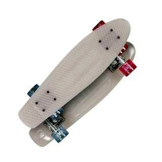 Choke Juicy Susi Vinyl Skateboard metal flakes 57cm