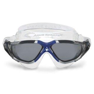 Aqua Sphere Vista blau Schwimmbrille, Regular, Größe L, getöntes Glas