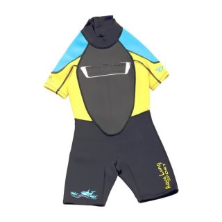 Aqua Lung Beach Fun Shorty Junior, Neopren-Schwimmanzug, Größe S