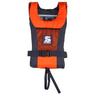 Secumar Schwimmhilfe Vivo 50 blau/orange ab 40 kg