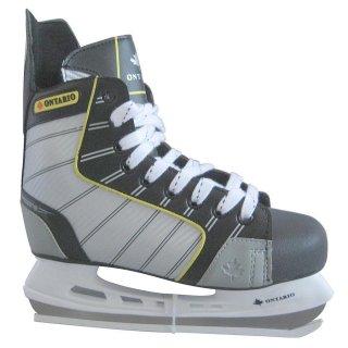 Ontario Schlittschuhe Hockey Skates 600 Iceskates Größe 42