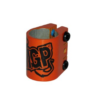 RP Lager MADD Gear MGP triple clamp orange
