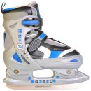 Rebel Kinder Schlittschuhe Ice Star blau verstellbar 30-33