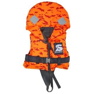Secumar Rettungsweste Bravo Print 15 - 20 kg 100 N - Rettungsweste für Kinder