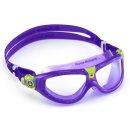 Aqua Sphere Seal Kid 2 violet Schwimmbrille für...