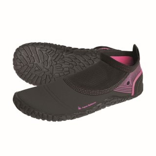 Aqua Sphere Beachwalker 2.0 pink-schwarz, Neopren-Schuhe, Bade-, Strandschuhe