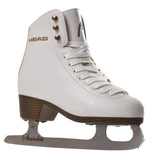 2. Wahl Head Schlittschuhe Eislaufschuhe Donna Größe 40 WBhqx