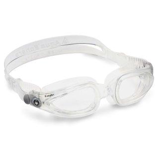 Aqua Sphere Schwimmbrille Eagle Optics | Regular | Herren | transparentes Glas