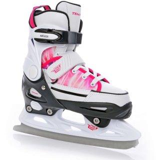 Tempish Kinder Schlittschuhe Eislaufschuhe REBEL ICE ONE PRO Girl verstellbar