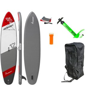 DVSPORT Stand-Up-Paddleset 12.0 | 366 x 81 x 15 cm