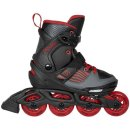 Playlife Kinder Inline Skate Dark Breeze verstellbar 32-35