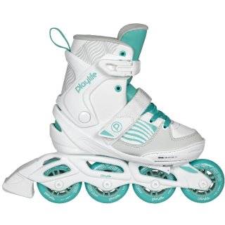 Playlife Kinder Inline Skate Light Breeze,  verstellbar 28-32/32-35/35-38