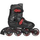 Playlife Kinder Inline Skate Riddler Black Cherry...