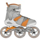 Playlife Inline Skate Fitness GT Grey 110 | grau-orange |...