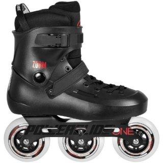 Powerslide Inline Skate  Trinity Freeskate   Zoom Black 100   Größen 37-46
