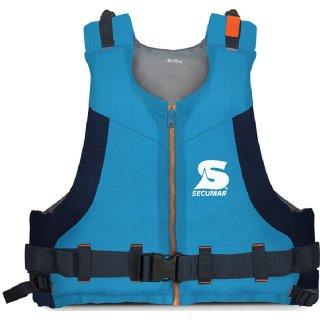 Secumar Camino Schwimmweste Schwimmhilfe | 10 - 120kg |  für Kanu und Kajak Paddelweste