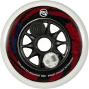 Powerslide Ersatzrolle Graphix LED Wheel rot 125 mm