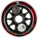 Powerslide Ersatzrolle Graphix LED Wheel rot-weiß 100 mm...