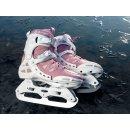 Powerslide Eiskufe | Sabres 3 Iceblade | Ersatzkufe für Trinity Skates mit 3 Rollen | 2 Größen