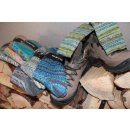 MARO Socken | Stricksocken | Kuschelsocken | Skifahrersocken | Wandersocken | dicke Socken mit Wolle | Unisex | Design 9862
