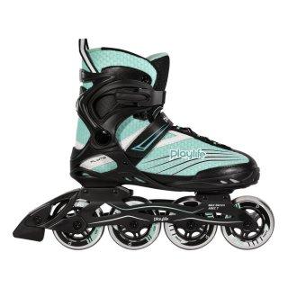 Playlife Inline Skate   Fitness Skates   Flyte Teal 84 AL   Größen 37-42