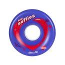 Chaya Wheels Ersatzrollen für Rollschuhe 4er Set Big...