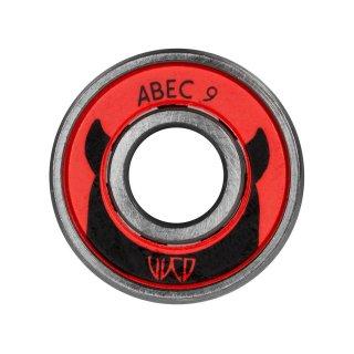 Wicked Ersatz Kugellager | WCD ABEC 9 | verschiedene Mengen
