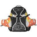 Powerslide Sports Backpack schwarz, Sportrucksack