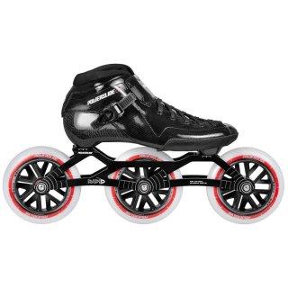 Powerslide Inlineskates   Race Skate   Speedskate PS One 12.8, 125mm Größen 38-46